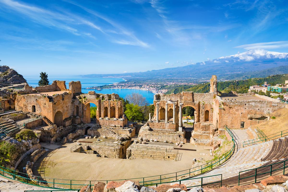 Sycylia zapłaci turystom, którzy na nią przyjadą. Do rozdania jest 50 mln  EUR - Fly4free.pl - tanie loty i sposoby na tanie bilety lotnicze