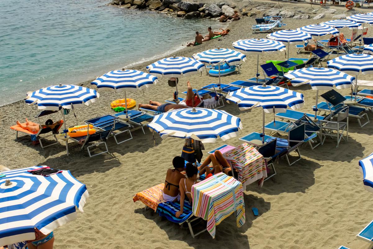 plaże włochy