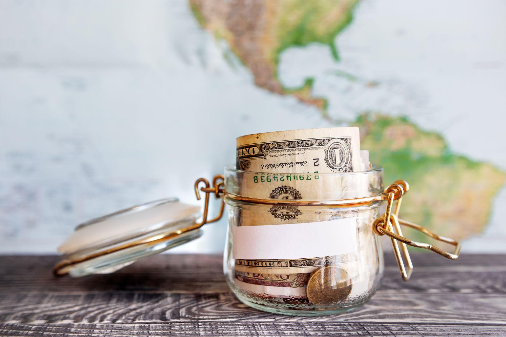 Pieniądze na podróże