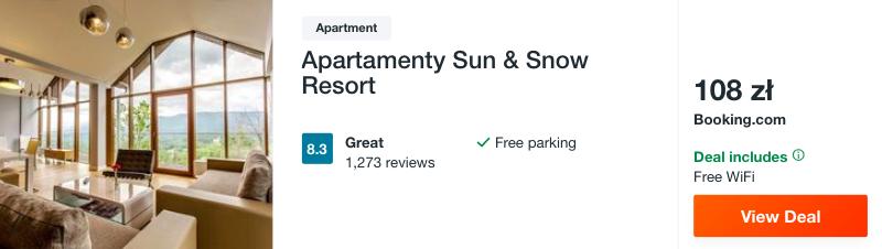 zarezerwuj hotel w szklarskiej