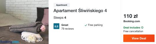 zarezerwuj hotel w lublinie