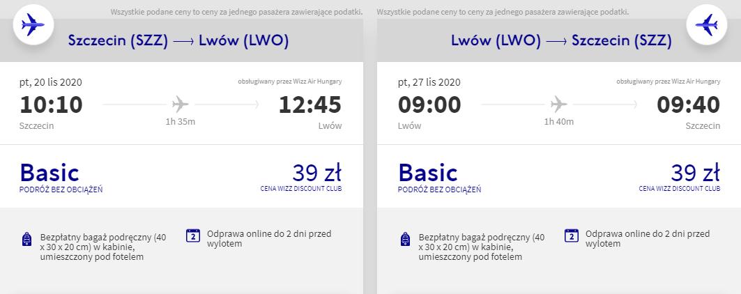 Loty do Lwowa