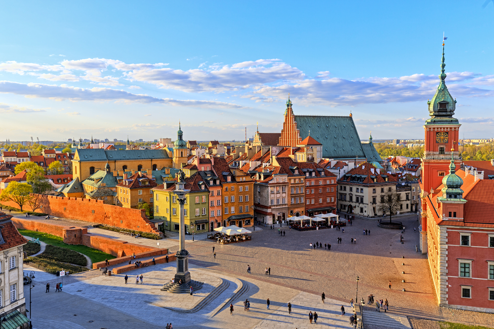 Centrum Warszawy