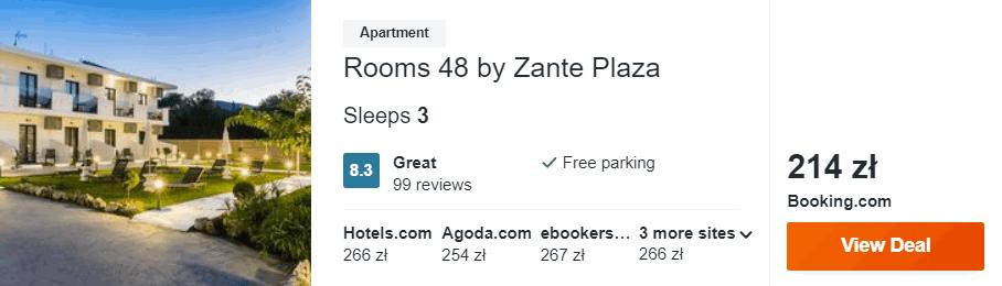 zarezerwuj hotel w madrycie
