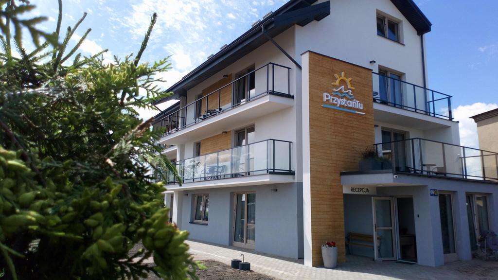 Apartamenty i Domki PrzystańTu