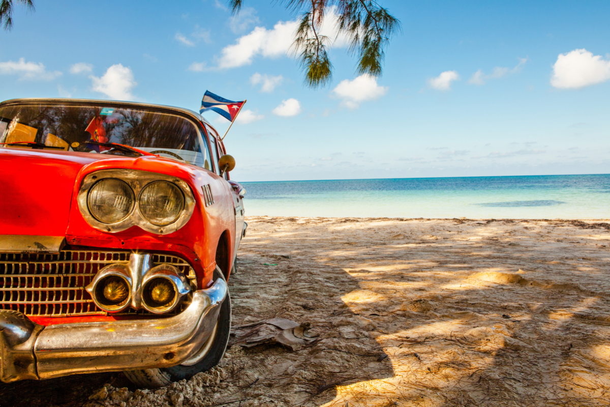 auto na Kubie