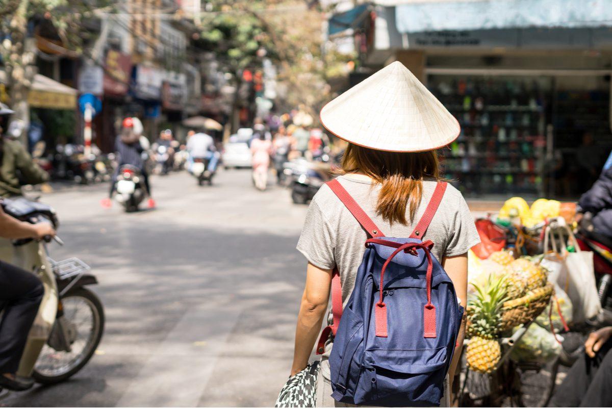 wietnam ulice