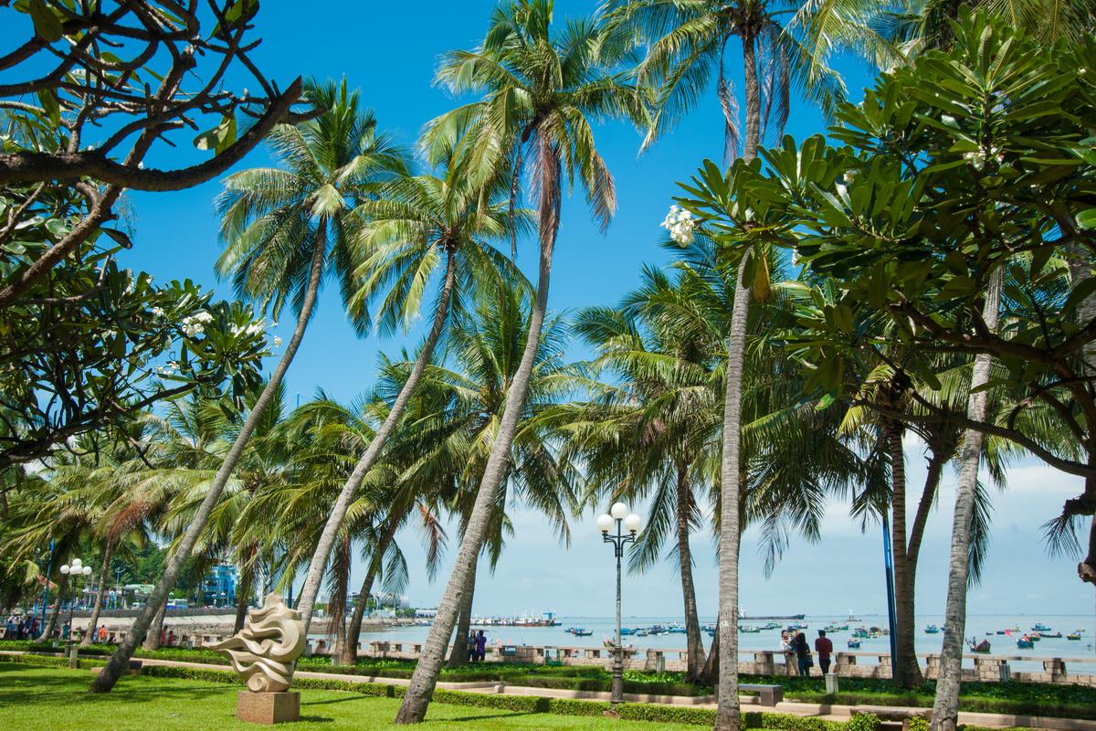 wietnam wybrzeze