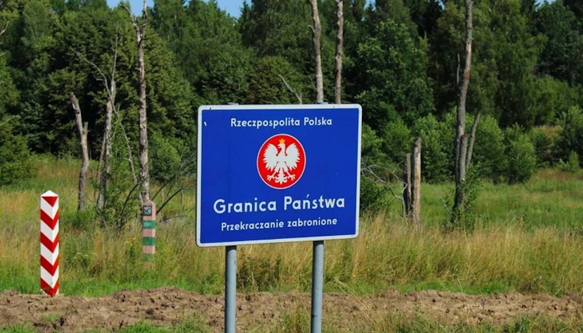 granica polska