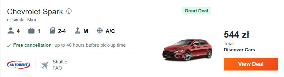 faro auto