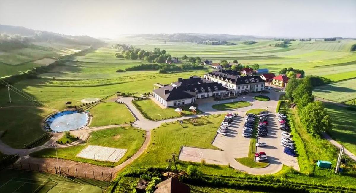 Hotel Mercure Racławice Dosłońce Spa