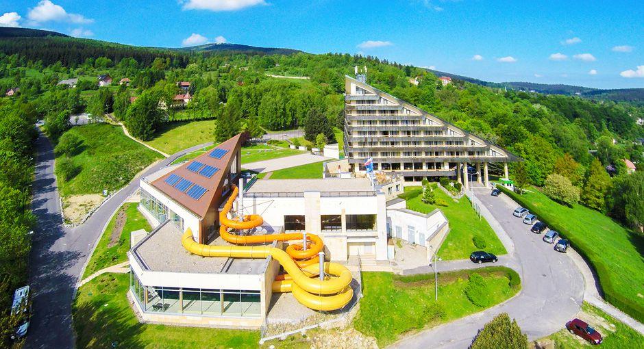 Interferie Aquapark Sport Hotel Malachit