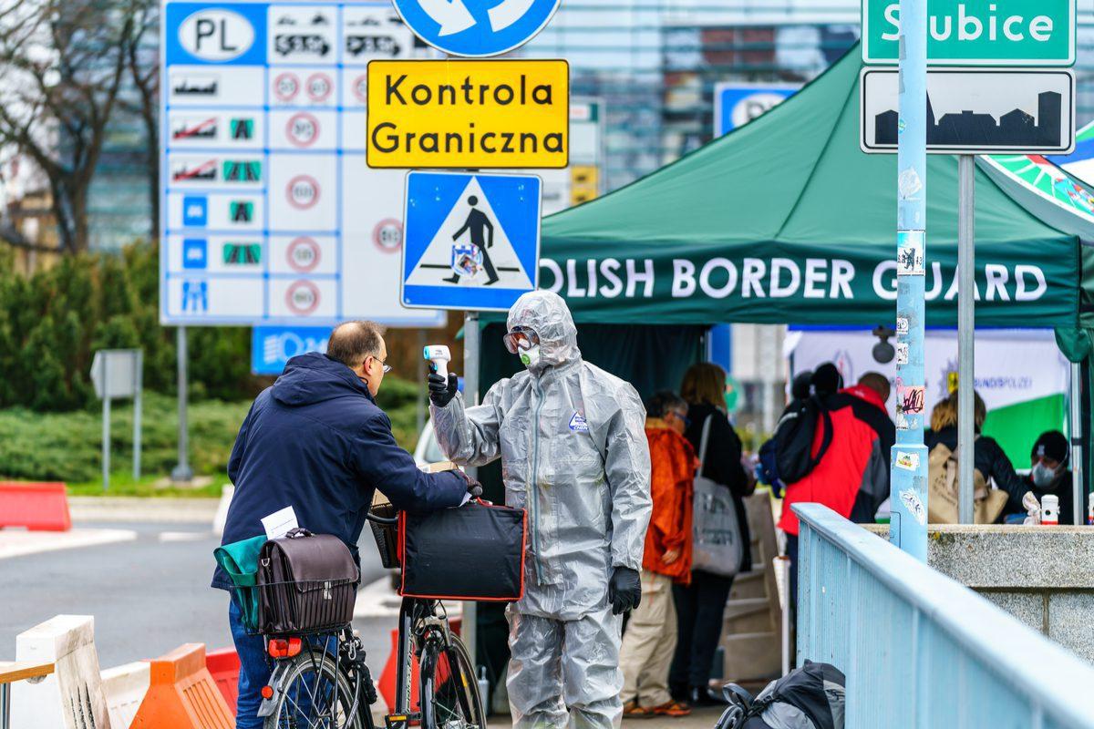 Европейская Комиссия призывает страны Евросоюза открыть границы до конца июня