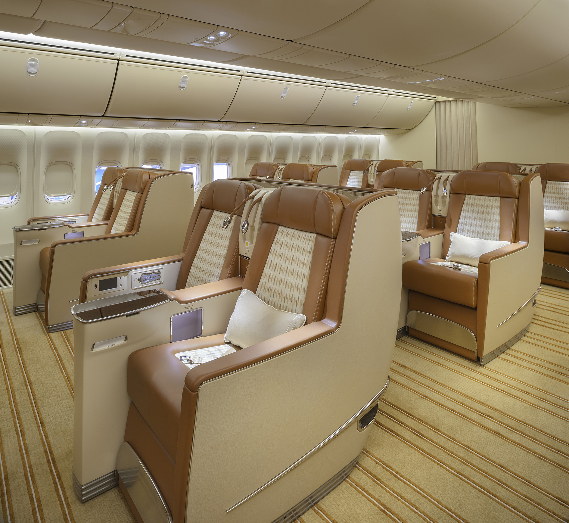 prywatny boeing 747