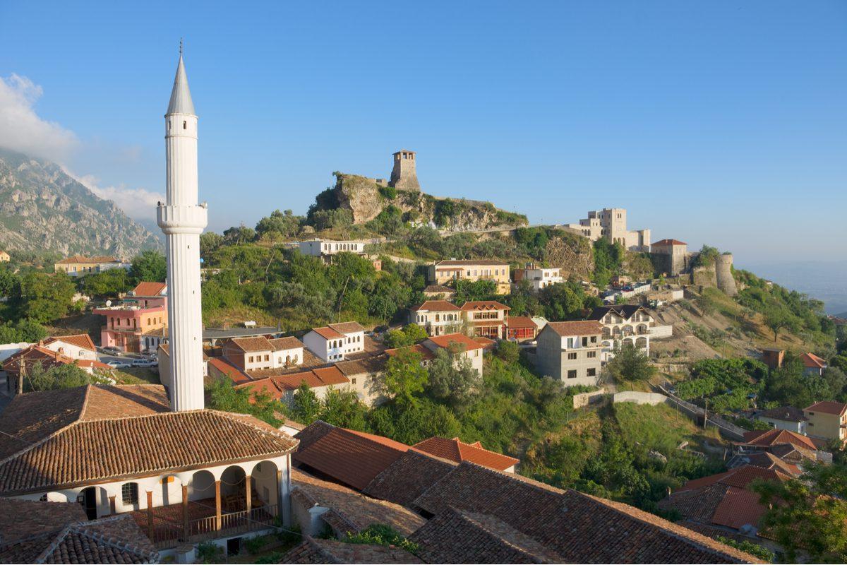 albania panorama
