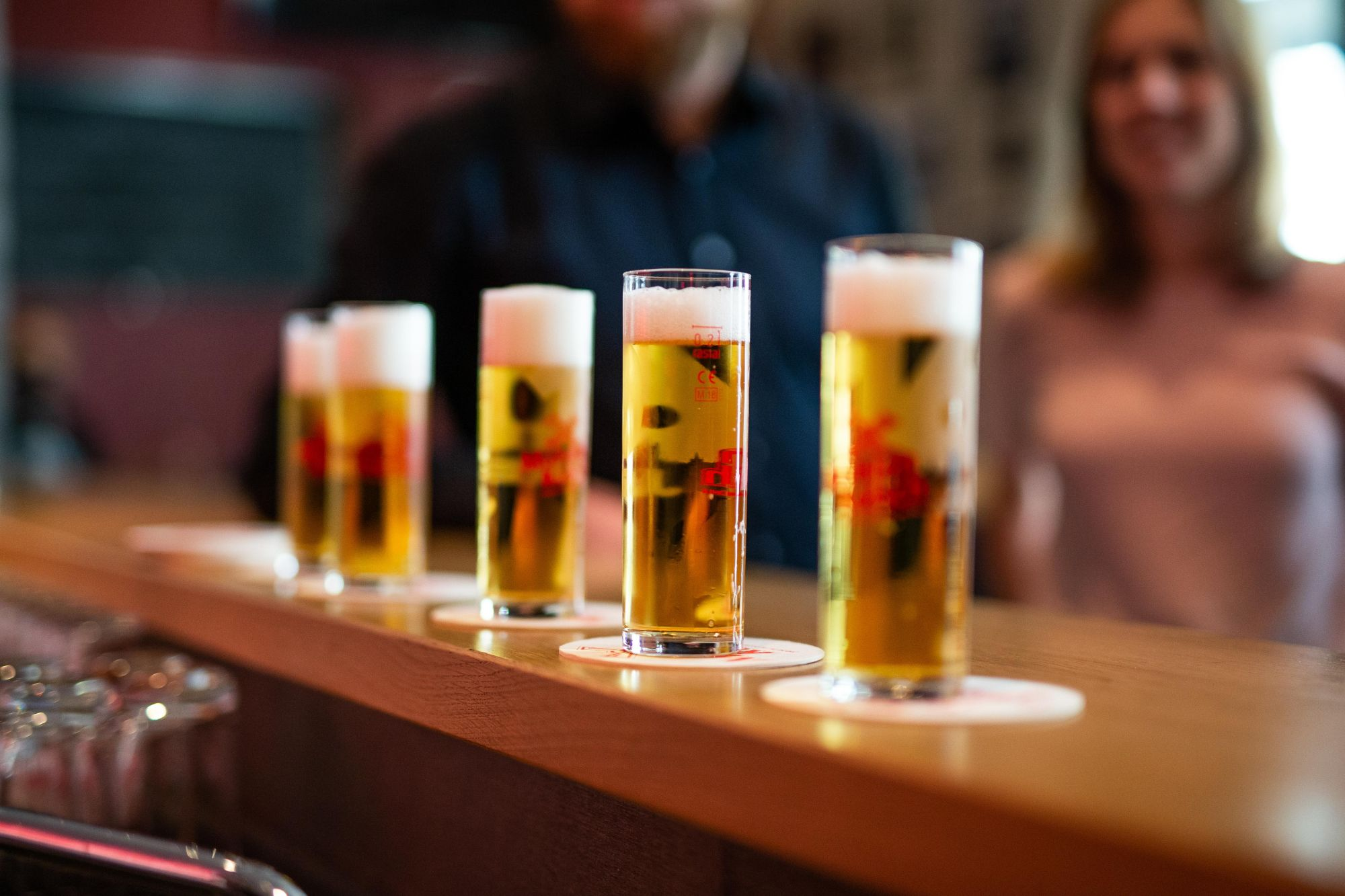 Piwo w barze