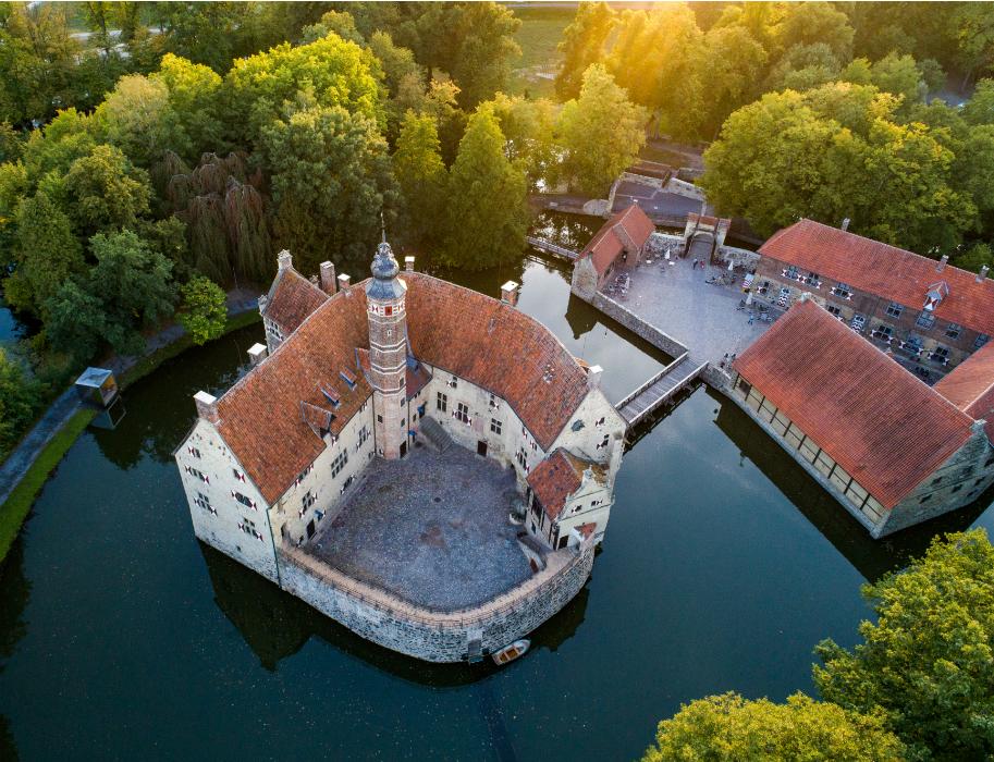 Panorama zamku