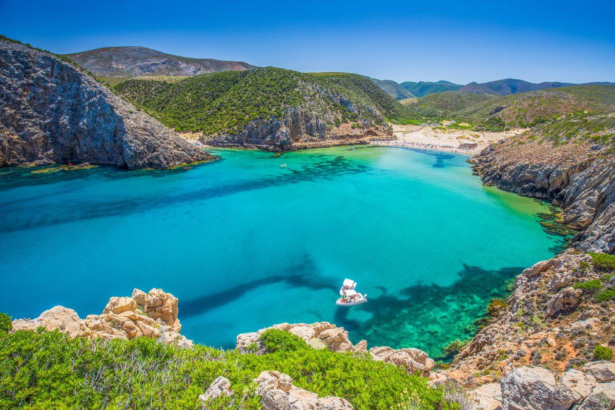alghero wybrzeze