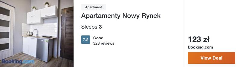 zarezerwuj hotel w bydgoszczy