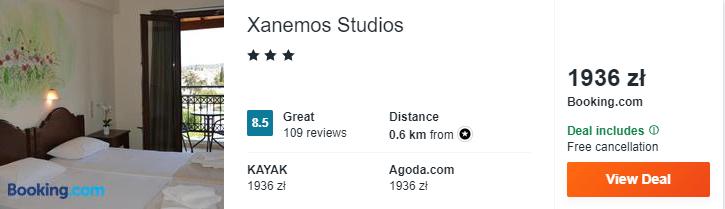 Hotel na Skiatos