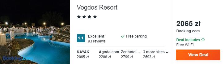 Hotel w Kawali