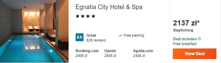 Hotel w Kavali