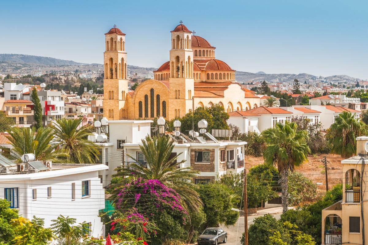 cypr meczet