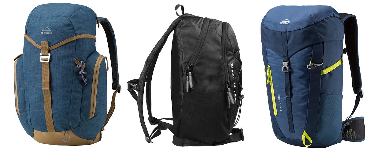 Wybór plecaków