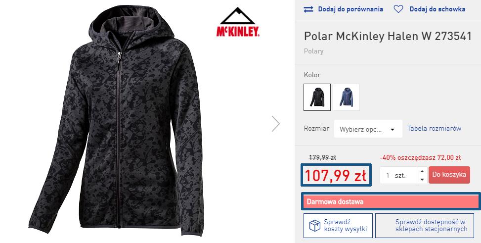 Zamówienie polara