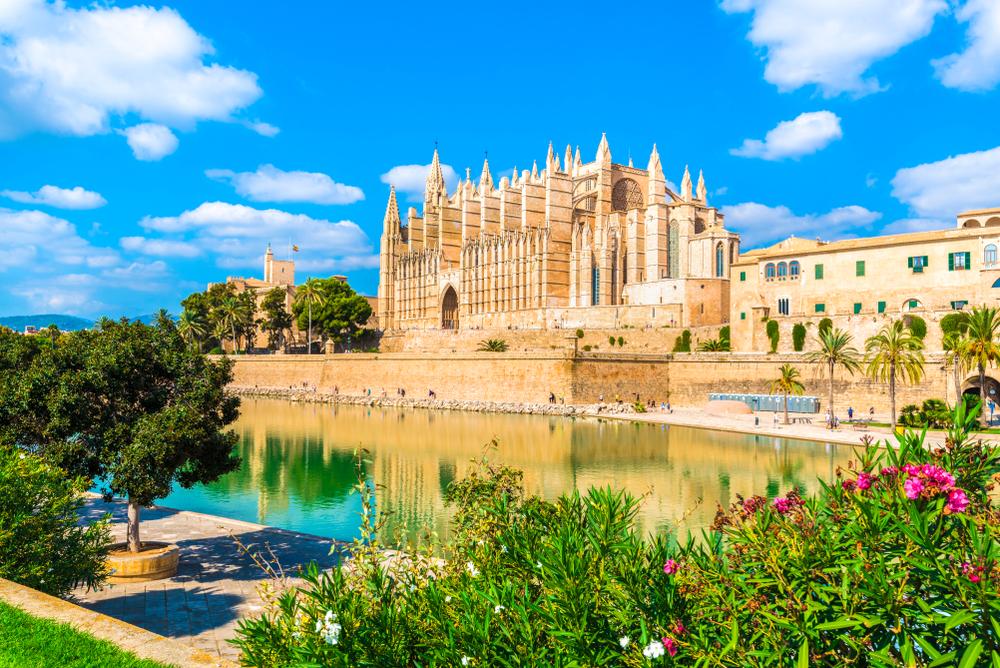 Katedra na Majorce