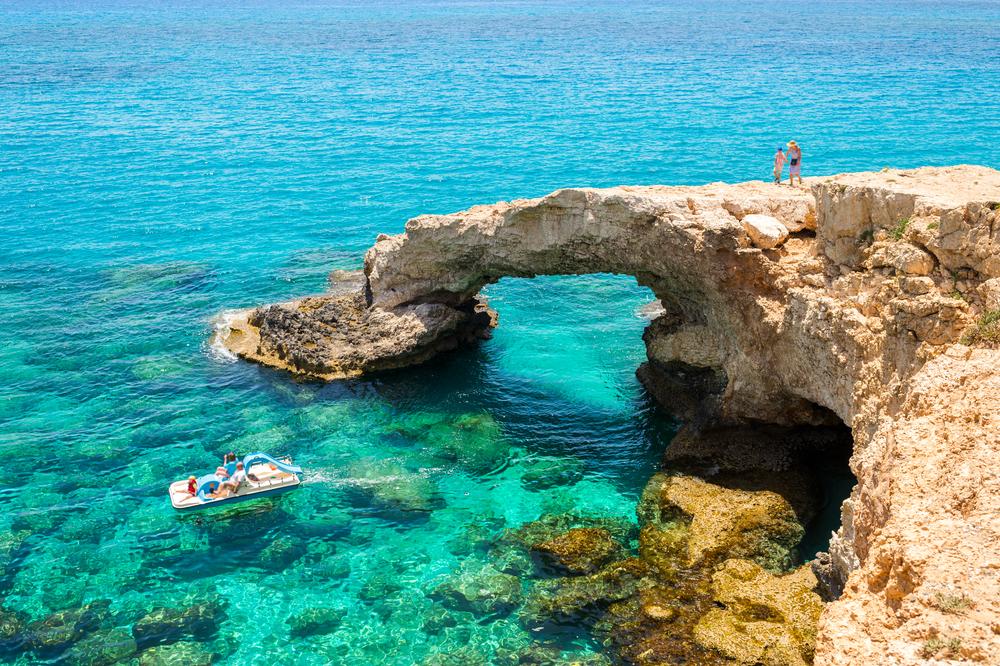 Klify na Cyprze