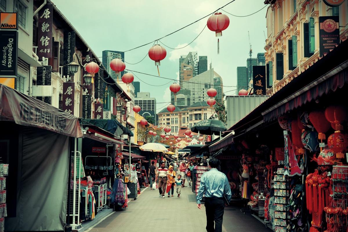 singapur ulice