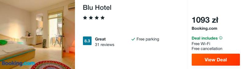zarezerwuj hotel w albanii