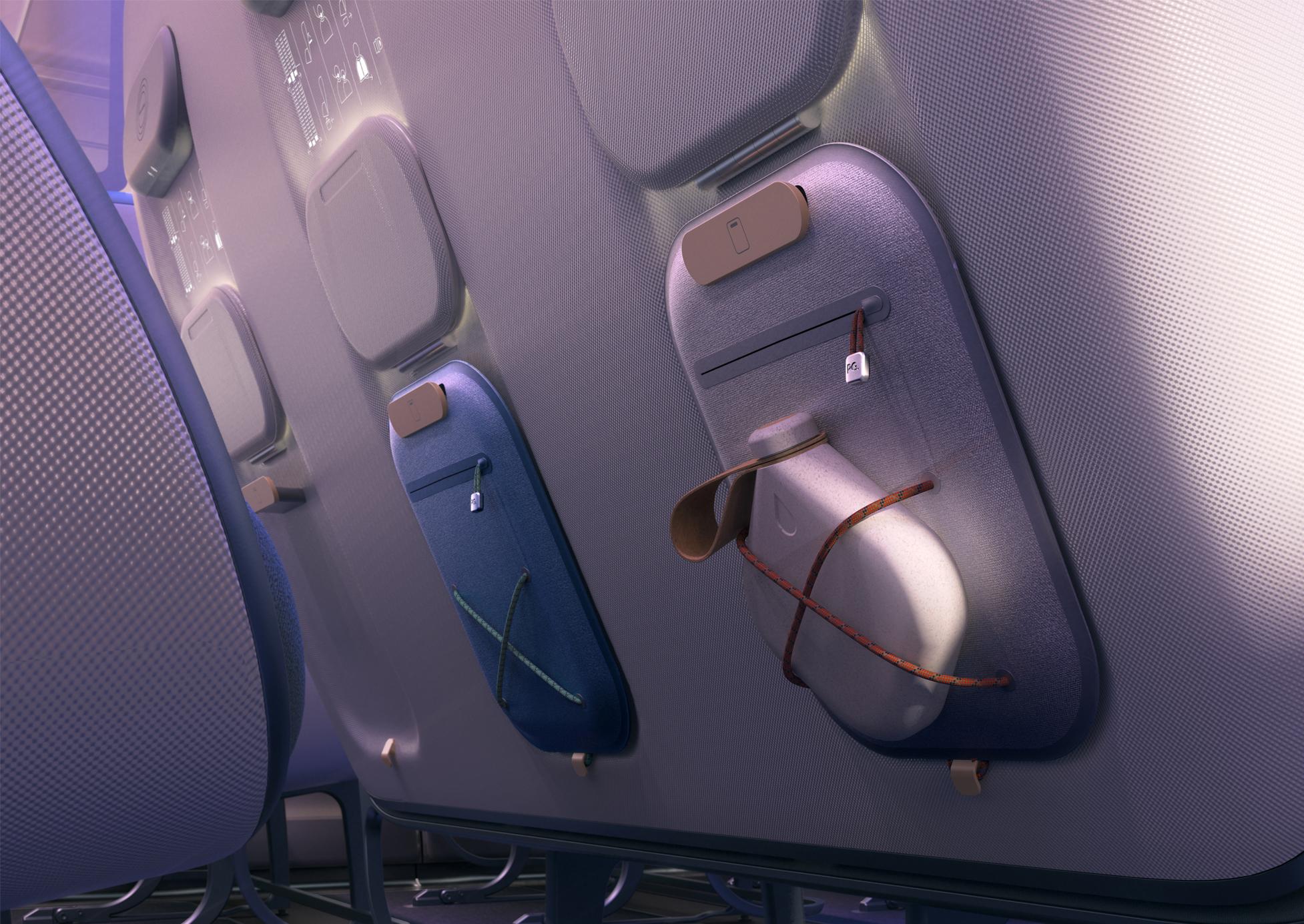 pure skies kabina