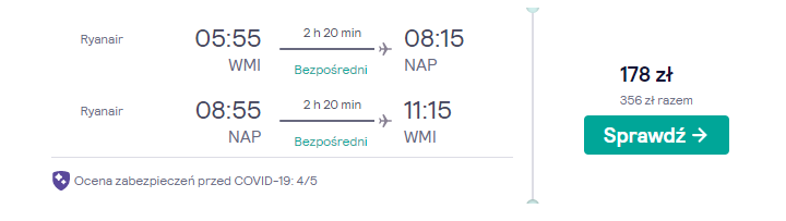 Loty do Neapolu