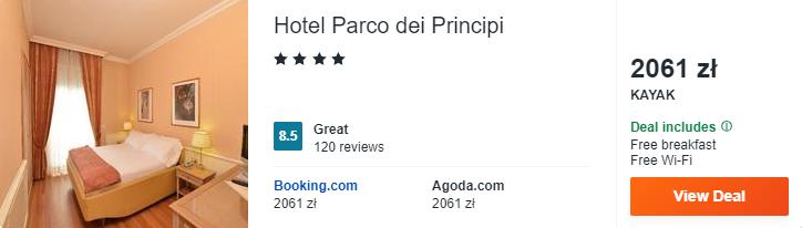 Hotel w Rimini