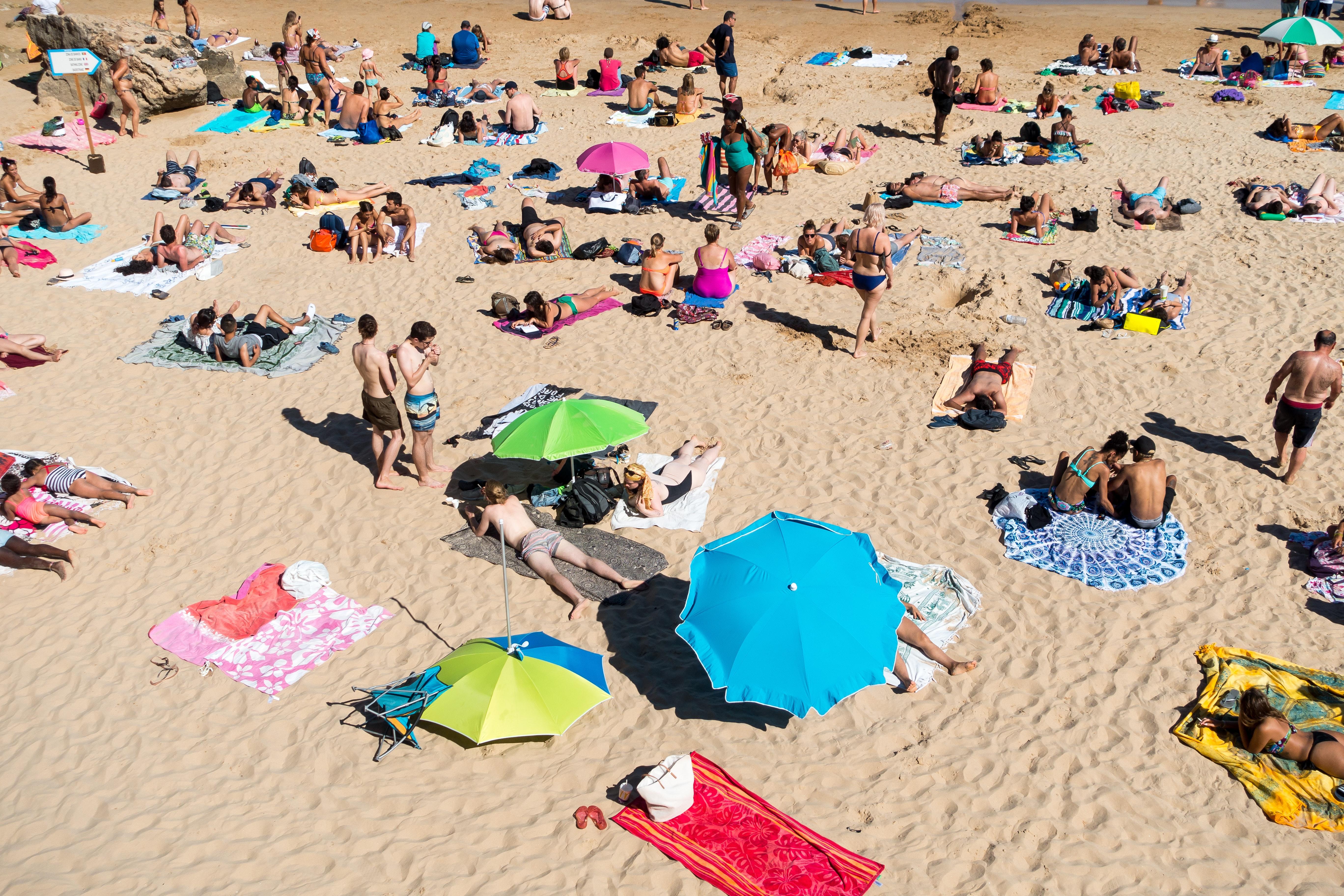 plaża portugalia
