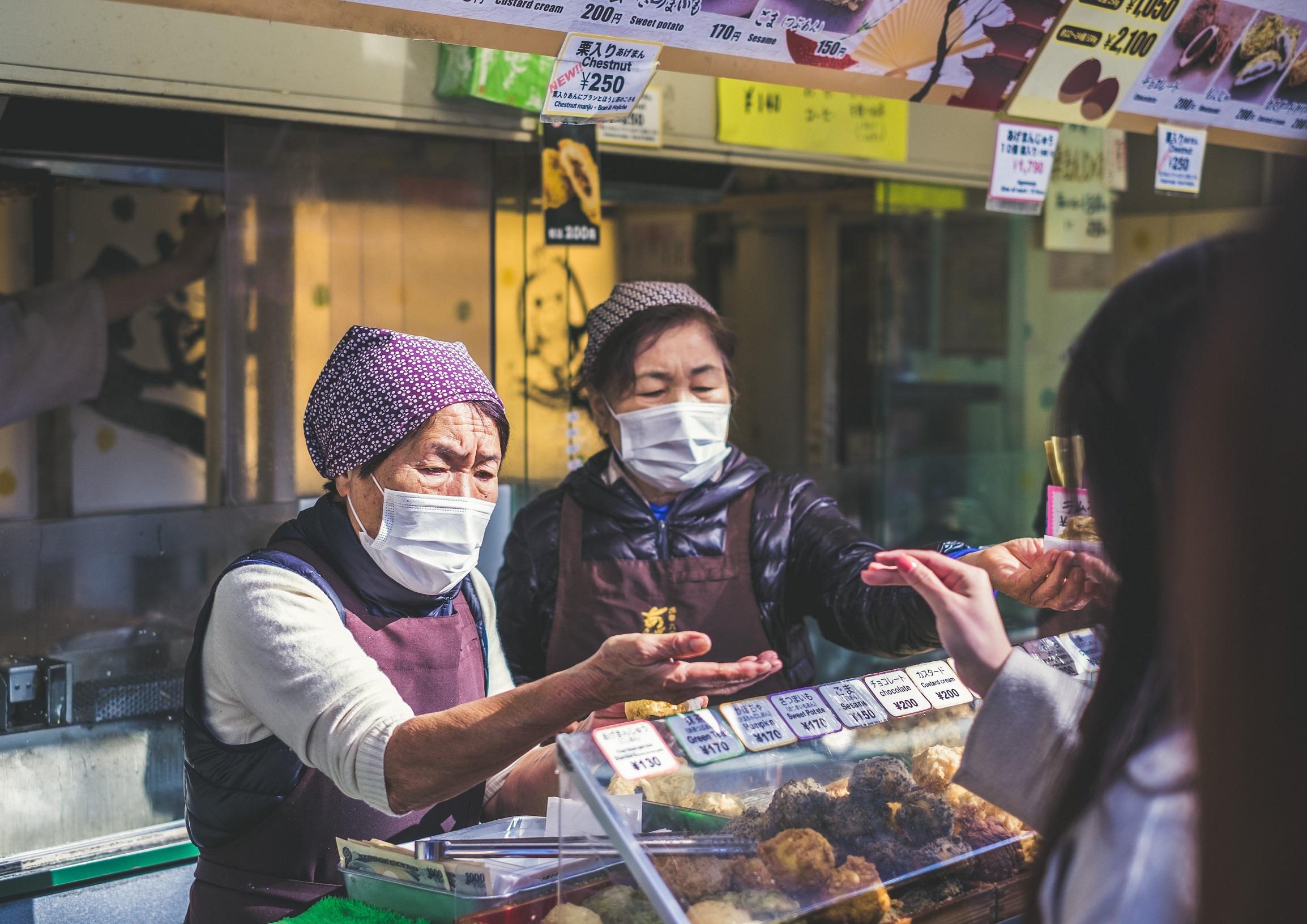 street food azja