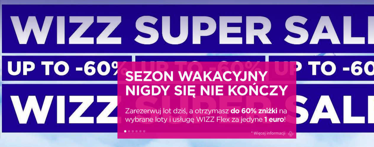 promocja wizz air