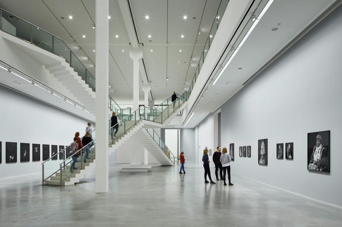 Berlinische Galerie, Foto: Noshe