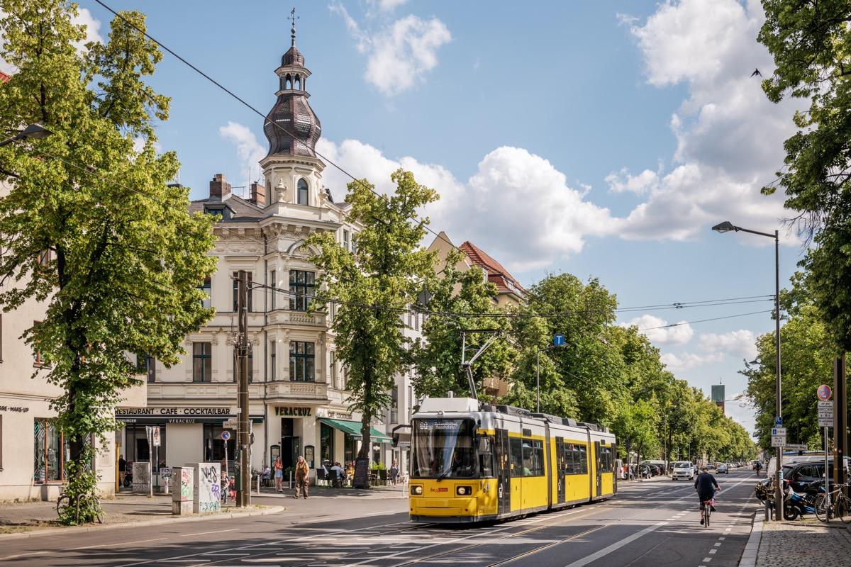 Friedrichshagener Bölschestraße