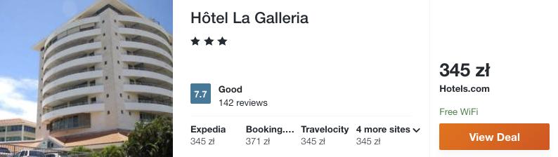 zarezerwuj hotel na karaibach