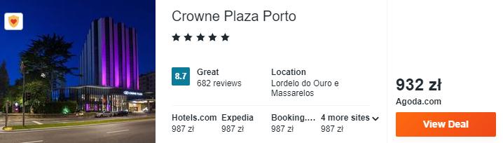 Hotel w Porto