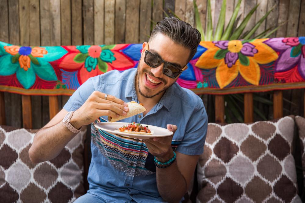 jedzenie w meksyku