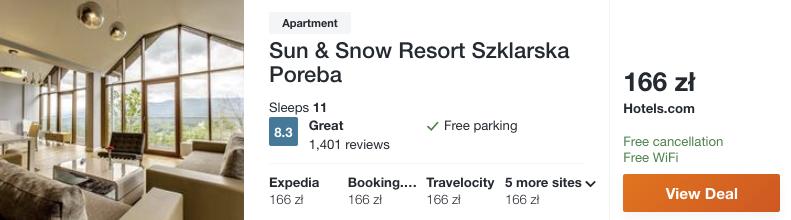 zarezerwuj hotel w karkonoszach