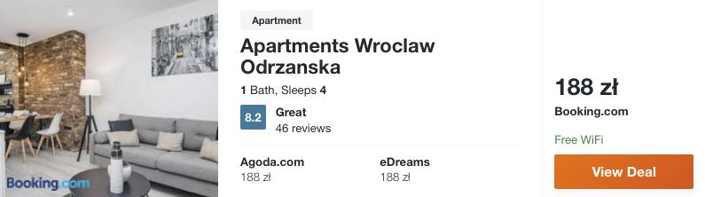 zarezerwuj hotel we wroclawiu