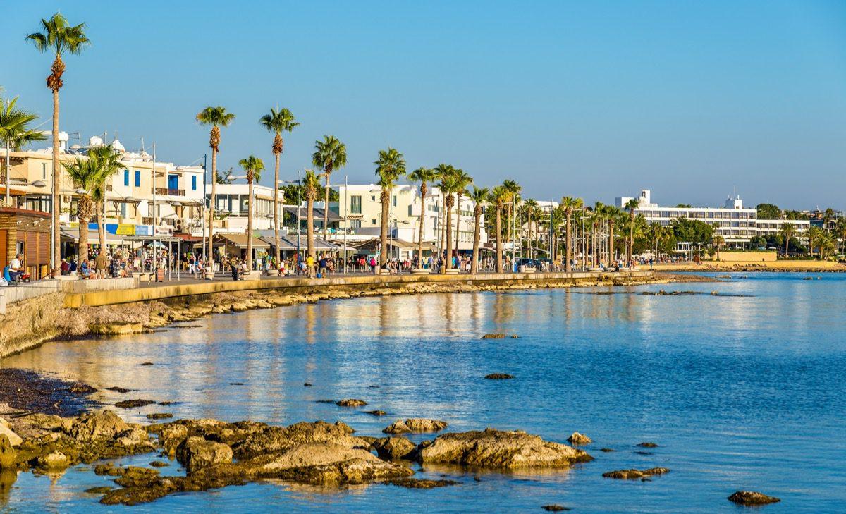 plaza na cyprze