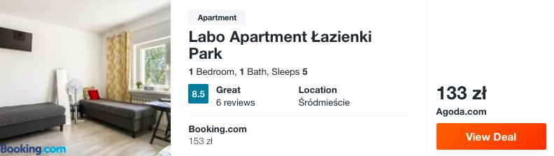 zarezerwuj hotel w polsce