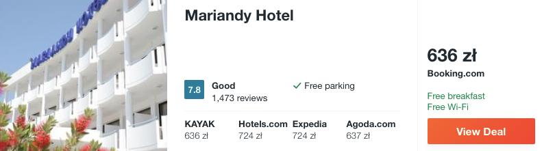 zarezerwuj hotel na cyprze