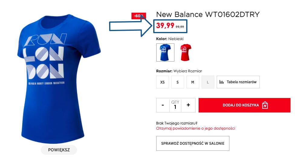 kupcie koszulke